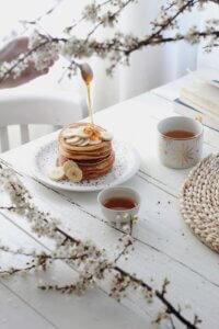 Chá acalmar a mente